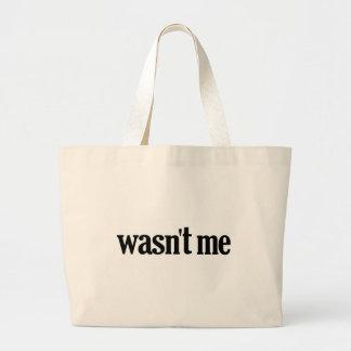 No era bolsas de mano
