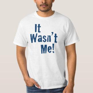 No era yo camiseta