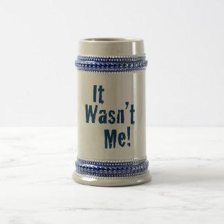 No era yo taza