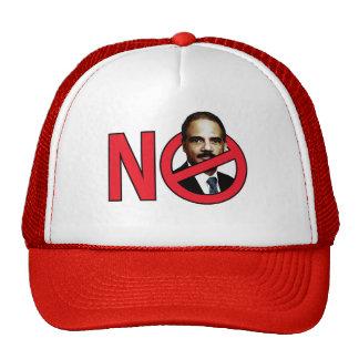 No Eric Holder Trucker Hat