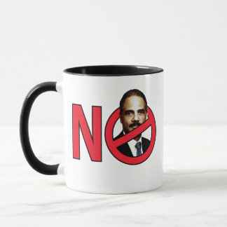 No Eric Holder Mug
