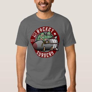 No es cirugía de Rocket - camiseta Poleras