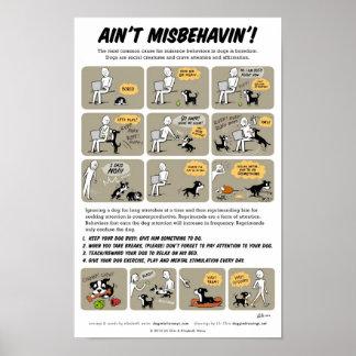 No es el poster de Misbehavin