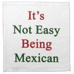 No es el ser fácil mexicano