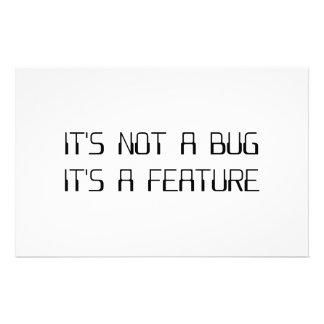 No es un insecto de la codificación que es una car papeleria
