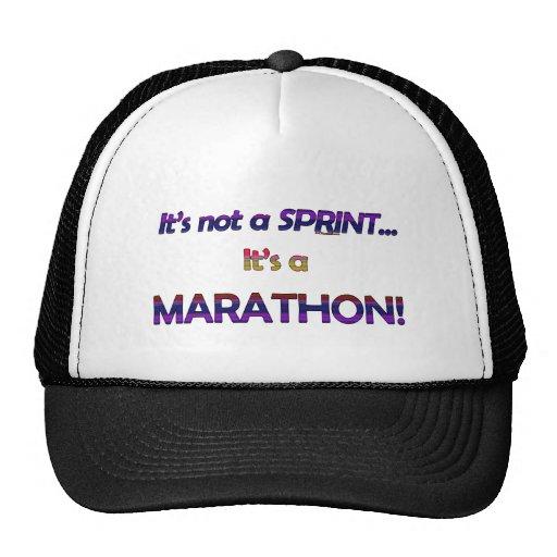 No es un Sprint… 2 Gorro