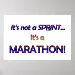 No es un Sprint… 2 Posters