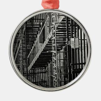 No Escape Grunge Urban Ornaments