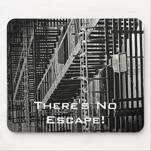 No Escape Mousepad