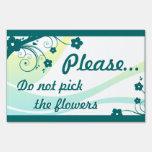 no escoja por favor las flores: eleganceEssentials Cartel