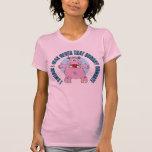 No ESE hipopótamo hambriento Camiseta