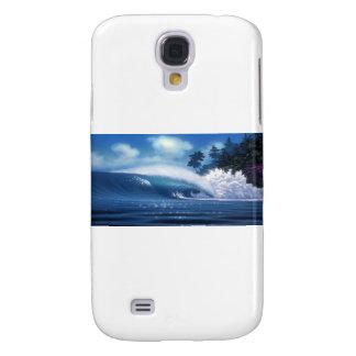 NO ESTÁ el arte de la resaca de TELLIN por el pode Funda Para Galaxy S4