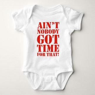 No está nadie hora conseguida para eso body para bebé