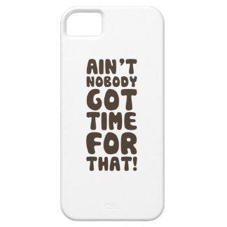 No está nadie hora conseguida para eso iPhone 5 fundas
