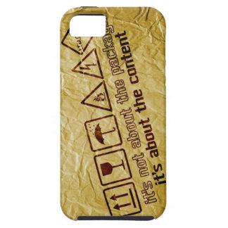 no está sobre el paquete… iPhone 5 Case-Mate protector