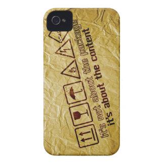 no está sobre el paquete… iPhone 4 Case-Mate coberturas