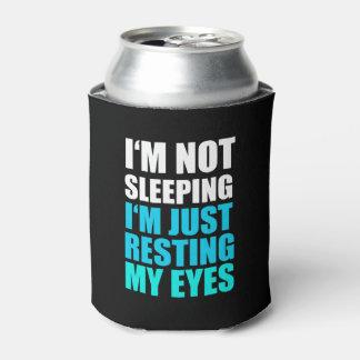 No estoy durmiendo, yo apenas estoy descansando enfriador de latas