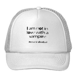 No estoy en amor con un vampiro gorra