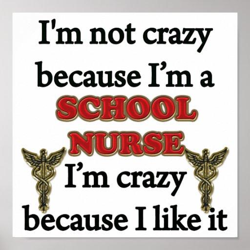 No estoy loco póster