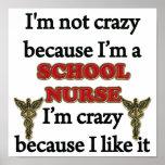 No estoy loco posters