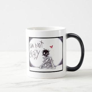 ¡No estoy loco Tazas De Café