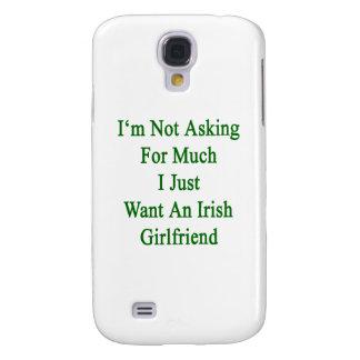 No estoy pidiendo mucho que apenas quiero un Girlf