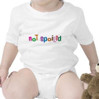 No estropeado - camiseta del marcador de la situac
