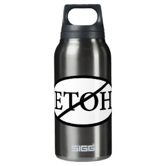 No ETOH Insulated Water Bottle