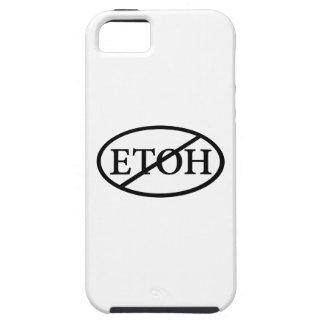 No ETOH iPhone SE/5/5s Case