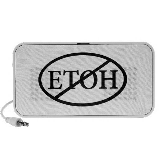 No ETOH Laptop Speaker