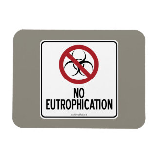 NO EUTROPHICATION MAGNET