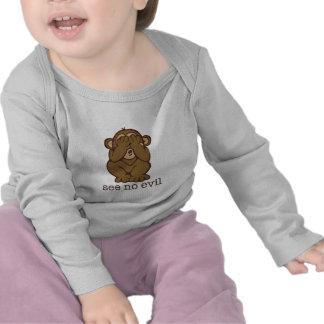 No Evil Monkeys Tee Shirt