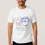 No Evil Project T-shirt