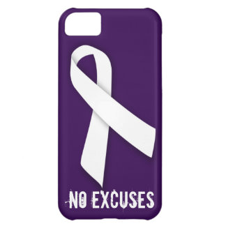 No Excuses End Domestic Violence Emotional Abuse iPhone 5C Cover