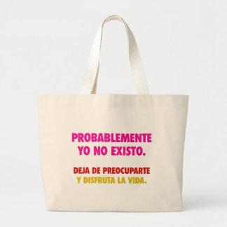 No existo bag
