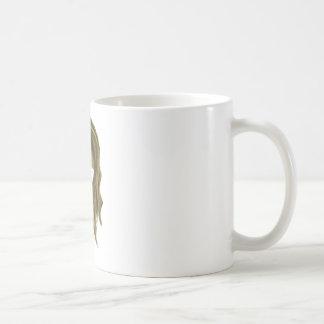 No Face Girl Classic White Coffee Mug