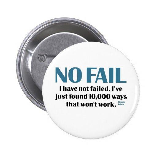 No Fail Buttons