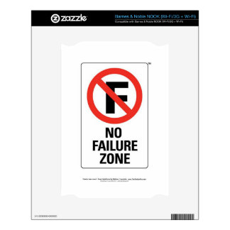 No FAILURE Zone - with Info Line.jpg Decals For NOOK