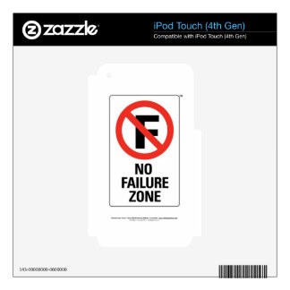 No FAILURE Zone - with Info Line.jpg iPod Touch 4G Decal