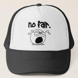 NO FAIR HAT