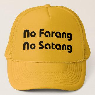 No Farang No Satang Trucker Hat