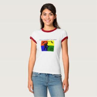 No Fashin' in Cachin' T-Shirt