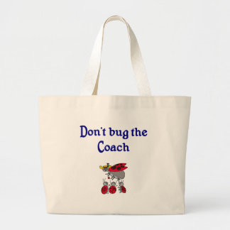 No fastidie el bolso del coche bolsa