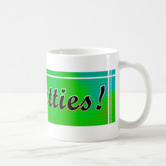 No Fatties Coffee Mug