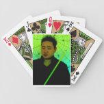 No fear in Jade Card Decks