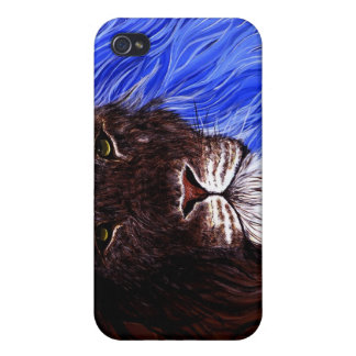 No Fear in these eyes iPhone 4 Covers