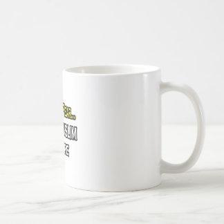 No Fear...Muslim Is Here Classic White Coffee Mug