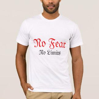 No Fear. No Limits T-Shirt