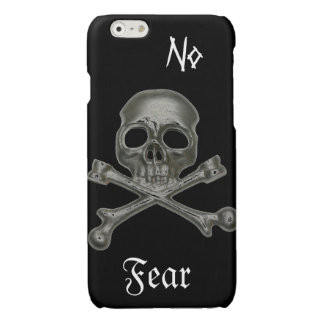 No fear phone case