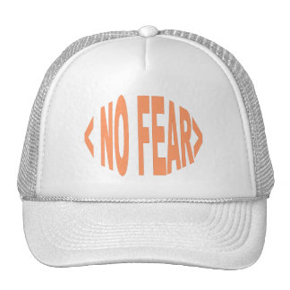 No Fear - Thoughtful Action Trucker Hat